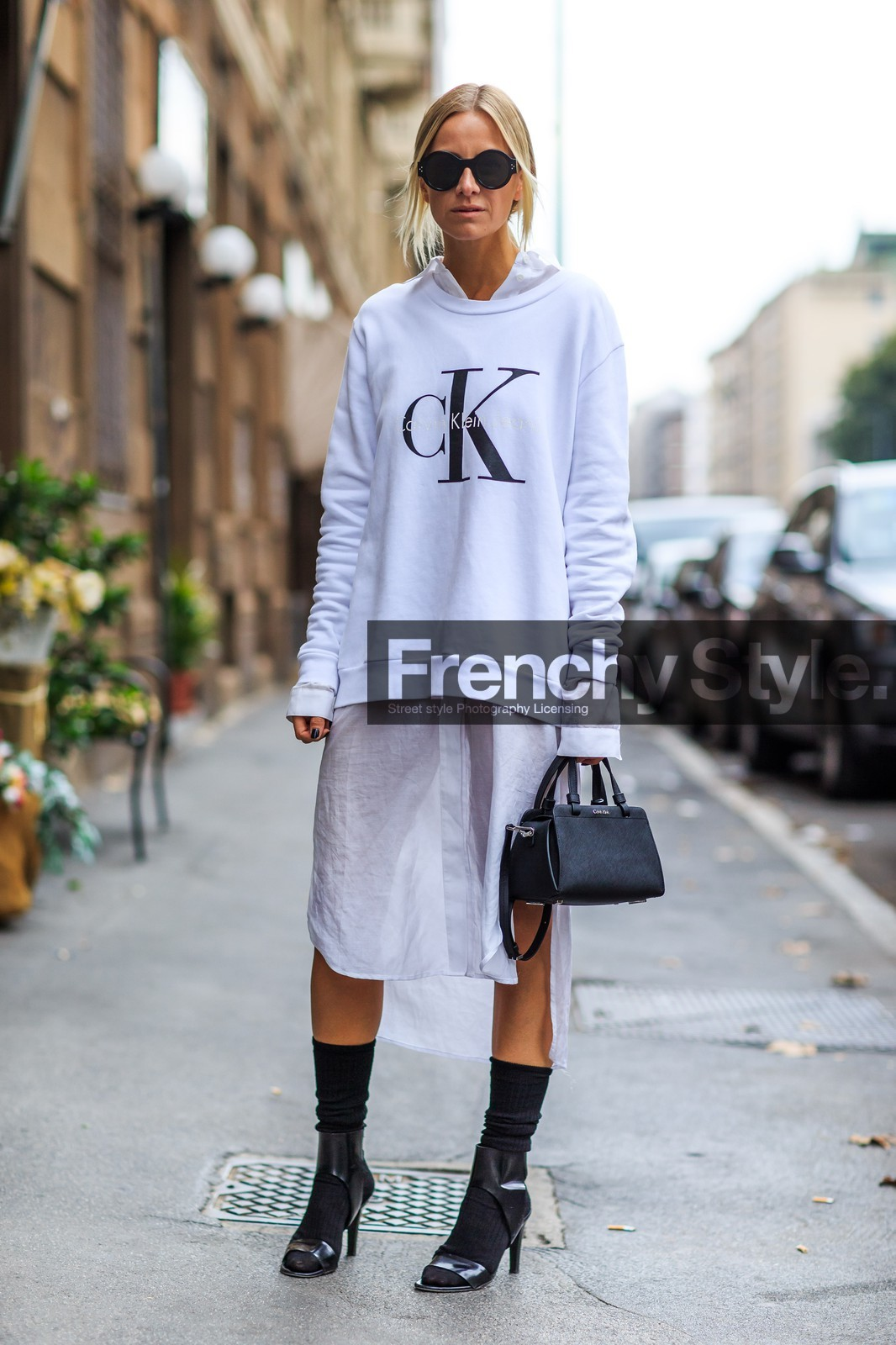 Frenchy style street style by jonathan paciullo Celine fashion street style